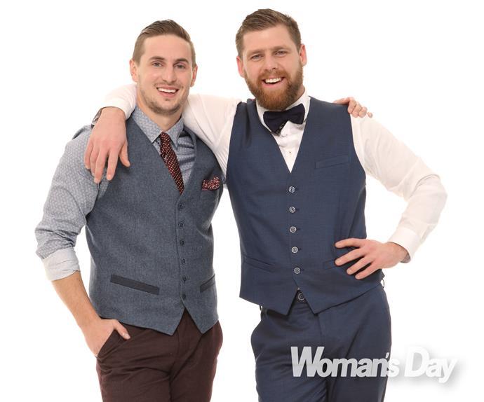 Sam and Emmett, The Block NZ