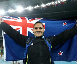 Valerie Adams takes out another Olympic medal