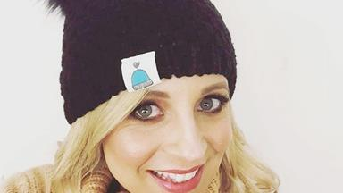 Carrie Bickmore breaks down as Beanies 4 Brain Cancer charity reaches over $1 million