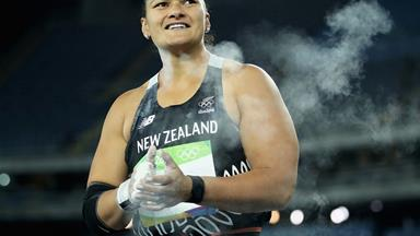 New Zealand's winning athletes at the Rio Olympics 2016