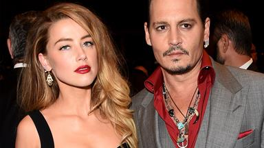 Johnny Depp & Amber Heard reach divorce settlement