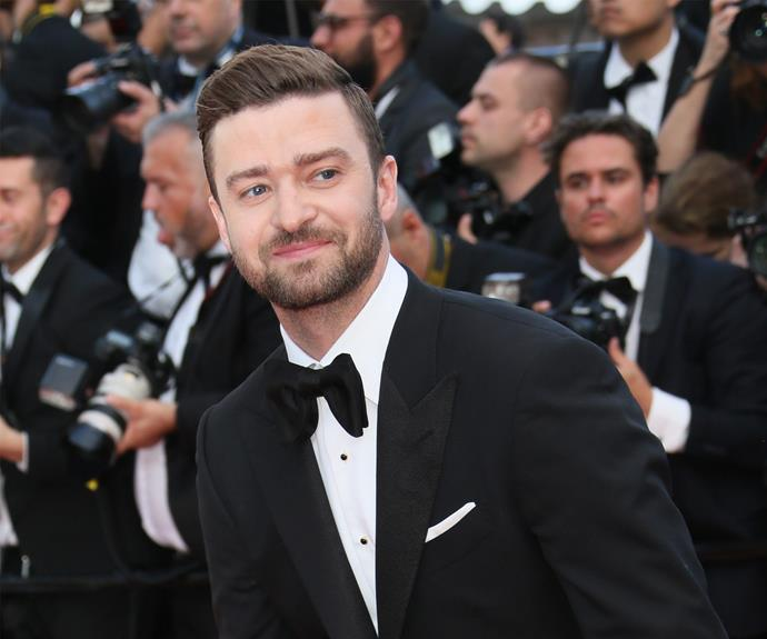 Justin Timberlake calls himself 'Mr. Woodpond'. Get it? Timber = wood, lake = pond. Clever.