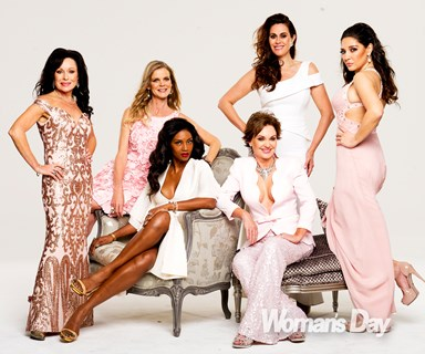 Go behind the scenes with the Real Housewives
