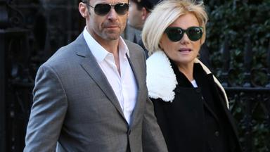 Hugh Jackman and Deborra-Lee Furness rush to sick mum's side