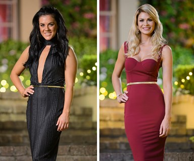 Georgia Tripos and Megan Marx leave The Bachelor Australia