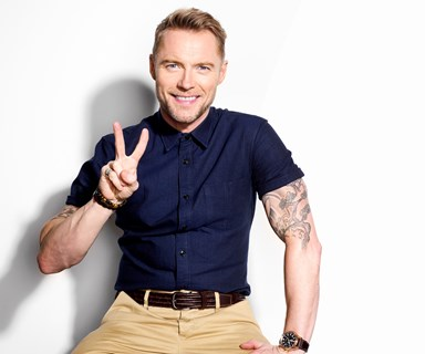 Ronan Keating talks touring, Kiwi fans and his new album