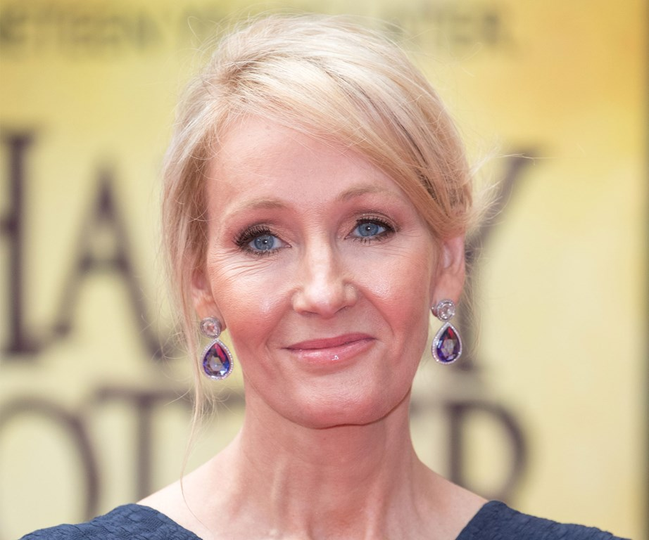 J.K Rowling knows about pushing through the fear of failure - the *Harry Potter* manuscript was rejected 12 times before getting published.