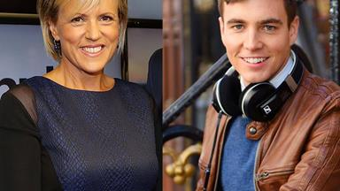 Jack Tame and Hilary Barry confirmed as new Breakfast hosts