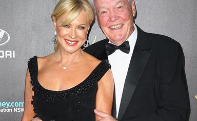 Kerri-Anne Kennerley celebrates wedding anniversary with husband John in hospital