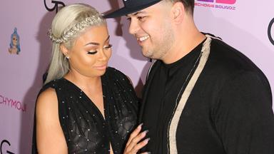 Rob Kardashian spends $17k on Blac Chyna's pregnancy cravings