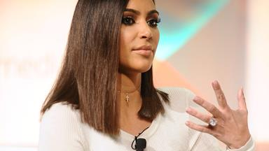 Kim Kardashian's latest laser treatment is rather unexpected…
