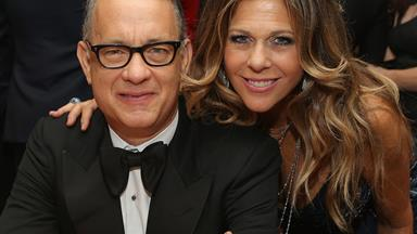 Rita Wilson shares incredible selfie with Tom Hanks