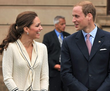 The palace unveils Prince William and Duchess Catherine's Canada tour dates