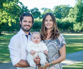 Prince Alexander Prince Carl Philip Princess Sofia