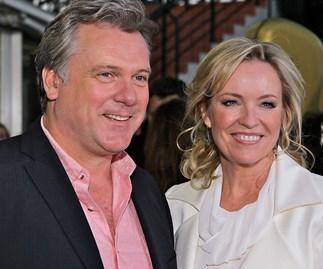 Erik Thomson and Rebecca Gibney