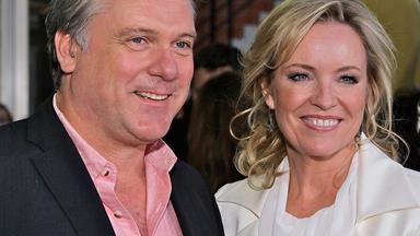 Rebecca Gibney can't wait to work with Erik Thomson again