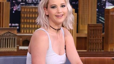 Jennifer Lawrence tops Forbes' list of highest paid actresses