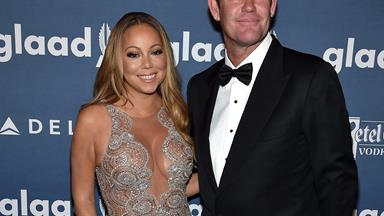 Mariah Carey reportedly tossed James Packer's laptop out a window