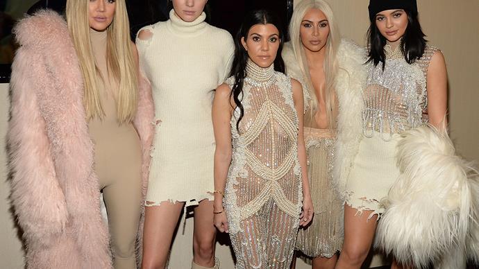 Kim Kardashian, Khloe Kardashian, Kourtney Kardashian, Kendall Jenner, Kylie Jenner