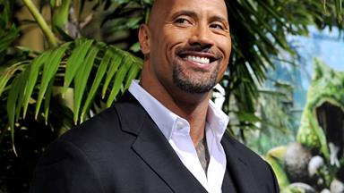 "Dwayne ""The Rock"" Johnson tops Forbes' highest-paid actor list"