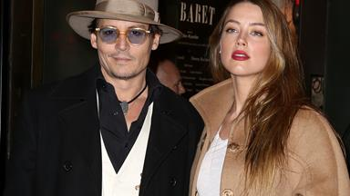 Amber Heard reveals that Johnny Depp is refusing to pay divorce settlement