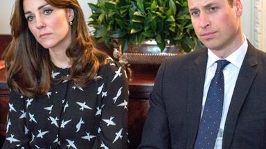 Prince William makes an emotional confession