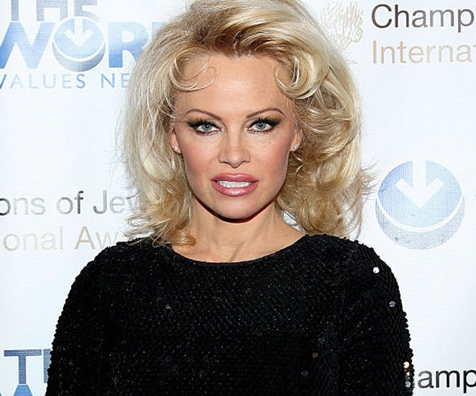 Pamela Anderson wants people to stop watching porn