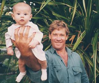 Bindi Irwin's touching tribute to her dad
