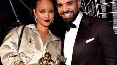 Drake and Rihanna prove their love with matching tattoos