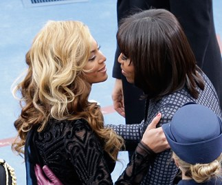 Michelle Obama, Beyonce