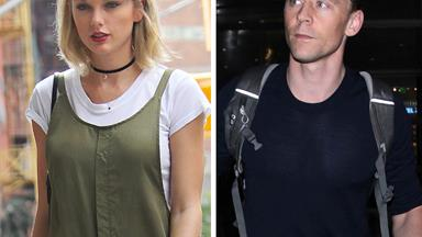Taylor Swift and Tom Hiddleston are reportedly on the rocks