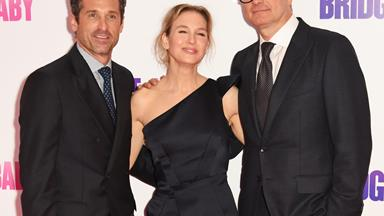 Lovers step out for the Bridget Jones's Baby world premiere