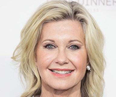 Olivia Newton-John denies having plastic surgery
