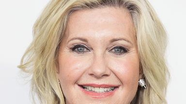Olivia Newton-John denies having plastic surgery