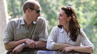 The Cambridges are all set for a summer holiday in Balmoral