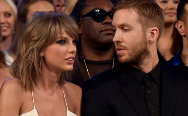 """Calvin speaks out about breakup with Taylor: """"All hell broke loose"""""""