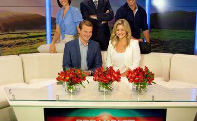 'Breakfast' host Rawdon Christie says goodbye