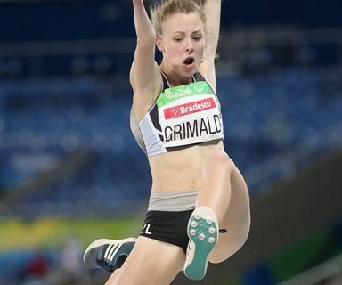 Kiwi long jumper Anna Grimaldi wins gold at the Rio Paralympics 2016