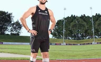 Liam Malone: 'I'll run to make mum proud'