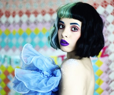 Melanie Martinez auctions charity drawing for Women's Refuge