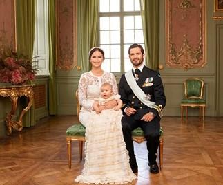 Prince Alexander of Sweden