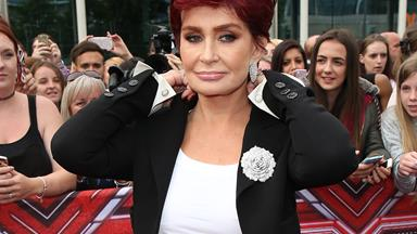 Sharon Osbourne reveals she suffered a mental breakdown
