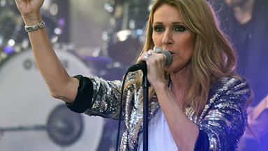 Celine Dion raps on the Ellen DeGeneres Show