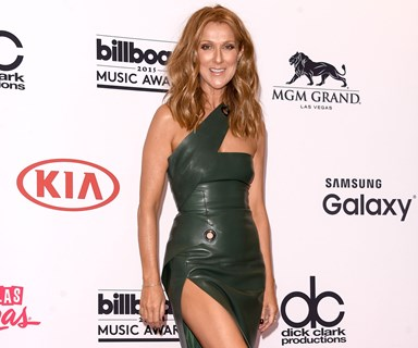 "Watch Celine Dion turn Nelly's ""Hot in herre"" into a gorgeous ballad"