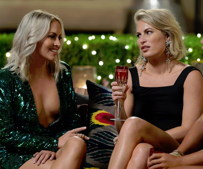 Nikki Gogan and Keira Maguire