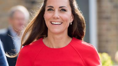 Duchess Catherine crowned the most stylish royal