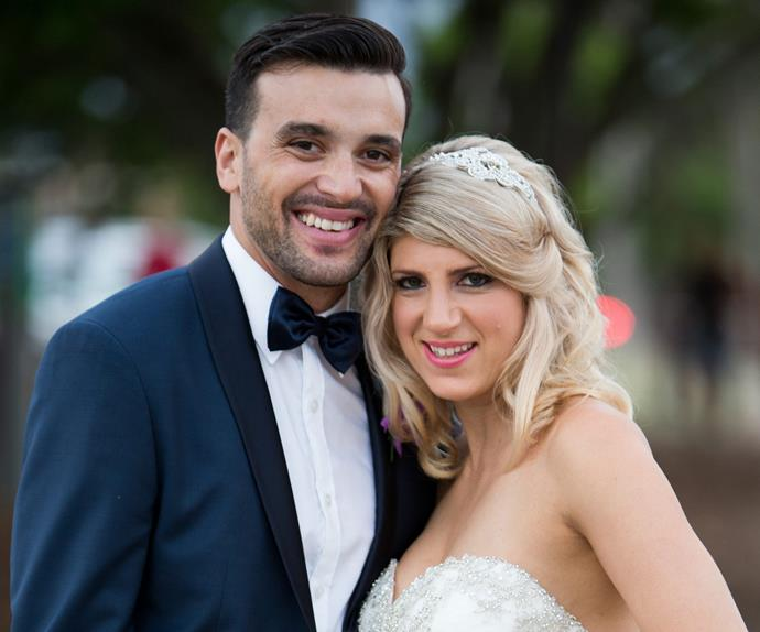 Married At First Sight's Bella and Michael