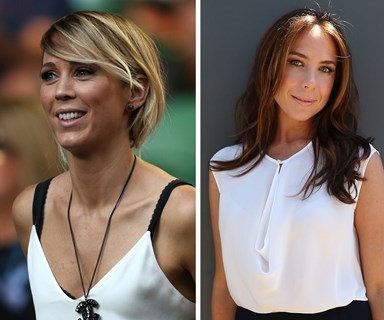 Kate Ritchie and Bec Hewitt are back to being besties