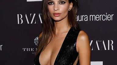 Emily Ratajkowski unleashes at critic over her 'appallingly vulgar' dress