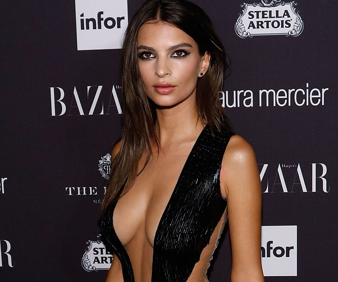 Emily Ratajkowski's takes stand against critics